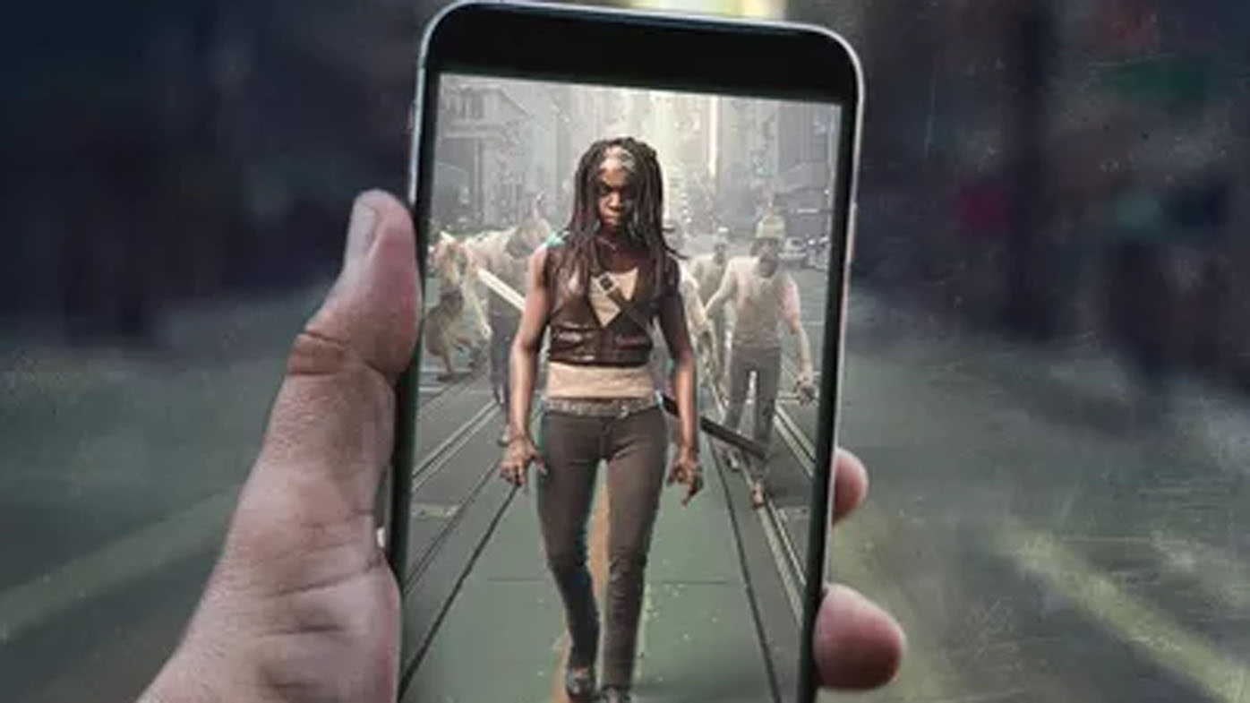 Walking Dead Unveils Pokemon Go-Inspired Mobile Game in New Trailer