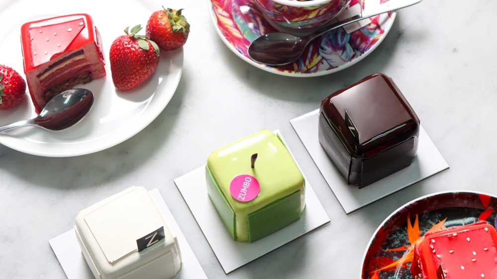 Zumbo V Vanilla Cake Recipe