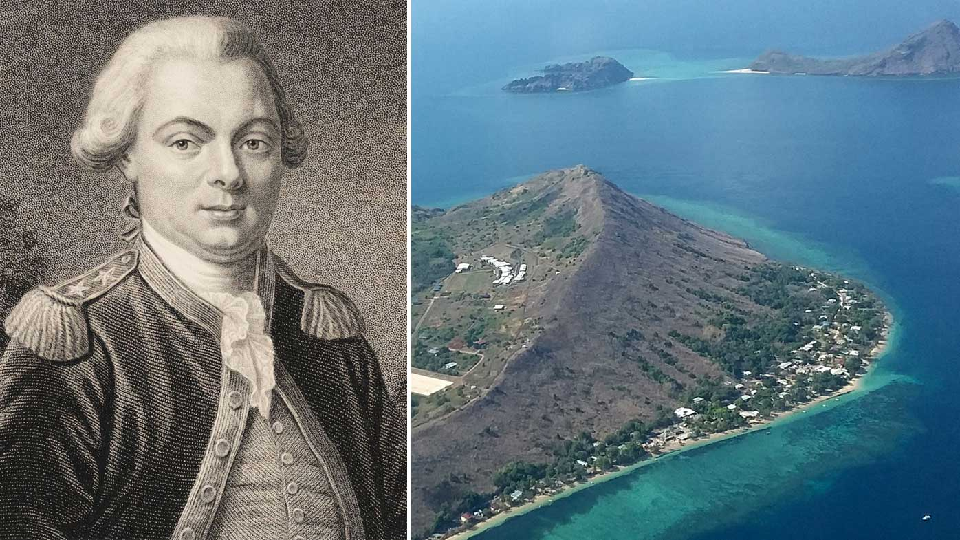 Mystery of La Perouse's disappearance potentially solved