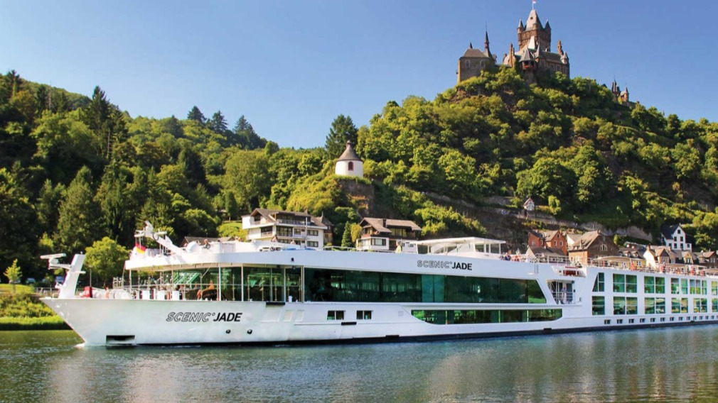Man awarded $13,000 after Scenic river cruise washout