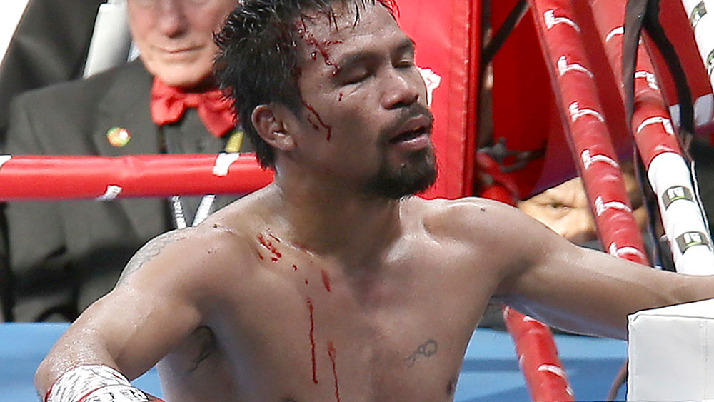 Manny Pacquiao withdraws from November fight with Jeff Horn