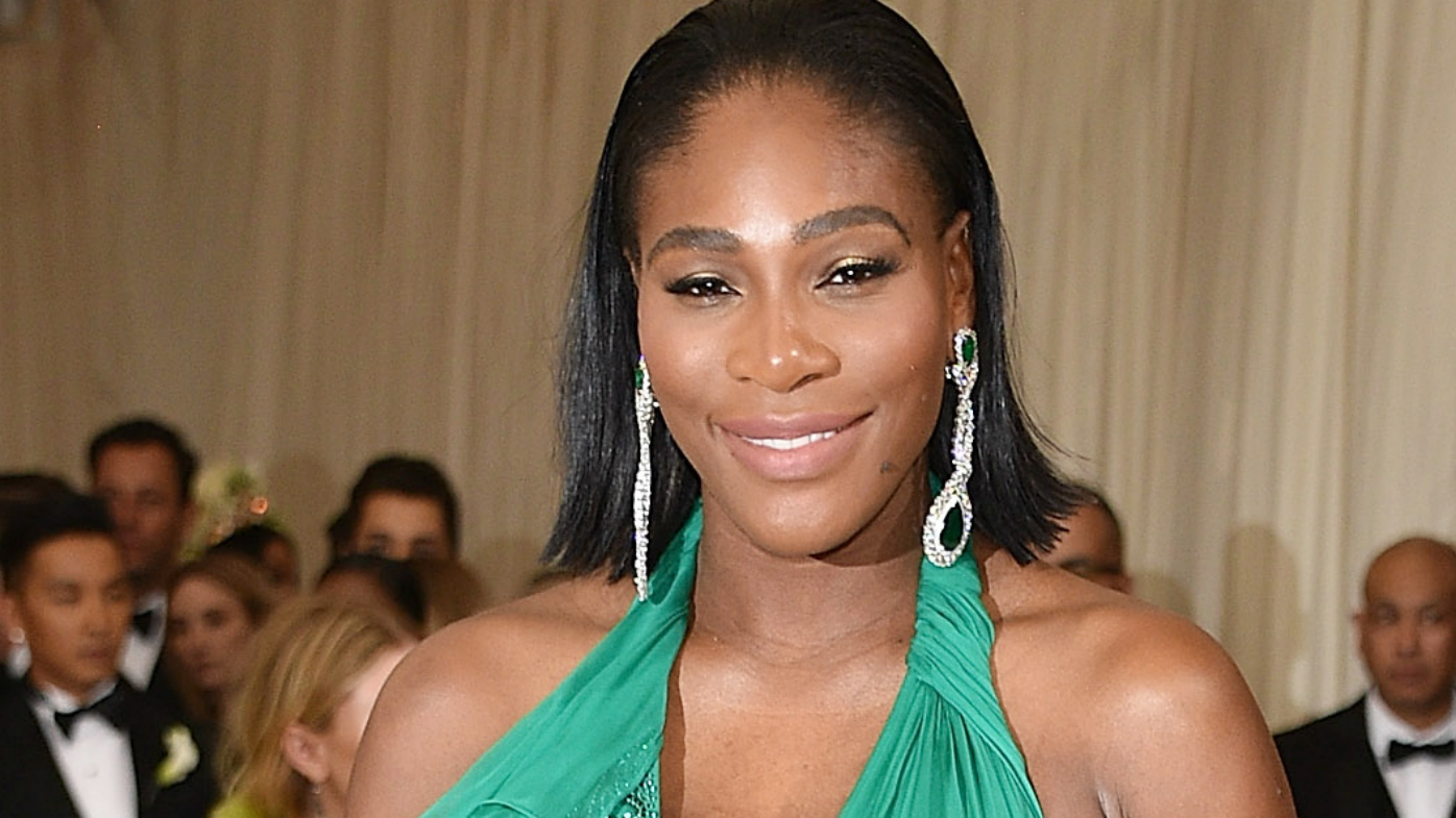 Serena may get to work soon after giving birth to girl