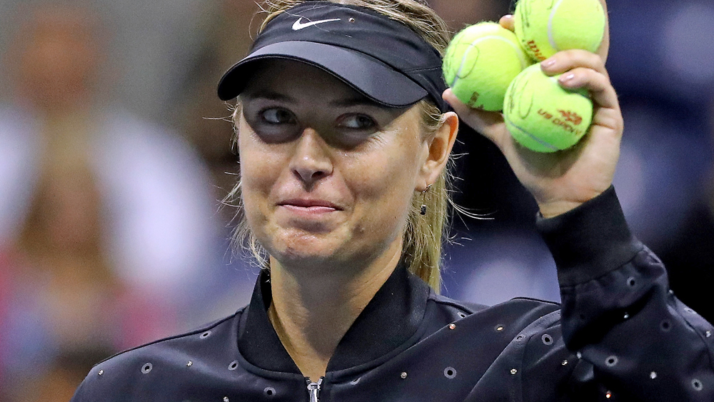 Maria Sharapova reveals what she'll remember most about US Open 2017