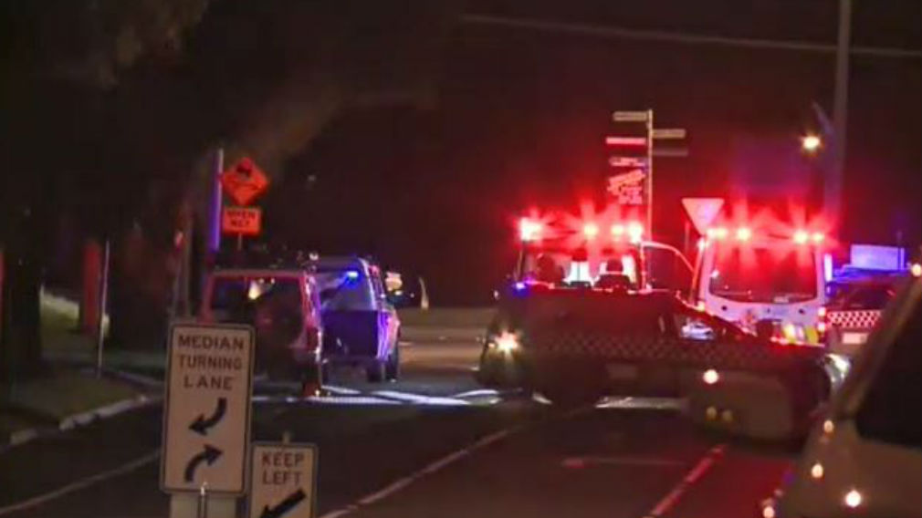 The circumstances of the shooting remain a mystery. (9NEWS)
