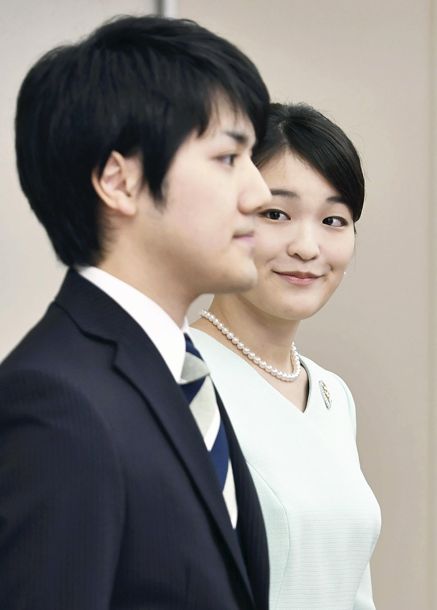 The pair, both aged 25, are expected to marry next year. (AFP)