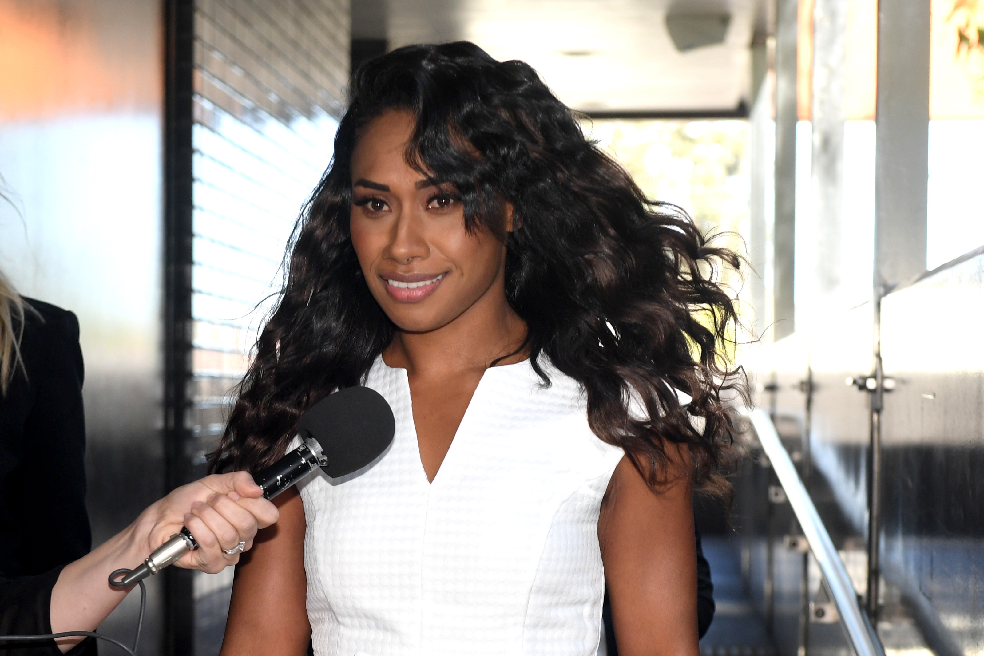 Paulini's atrocious driving record revealed