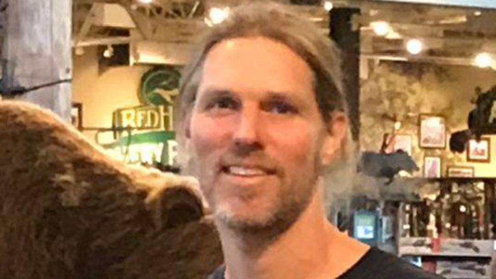 Aaron Joel Mitchell, 41, has been identified as the man who ran into the blaze at the Burning Man Festival. (Facebook)