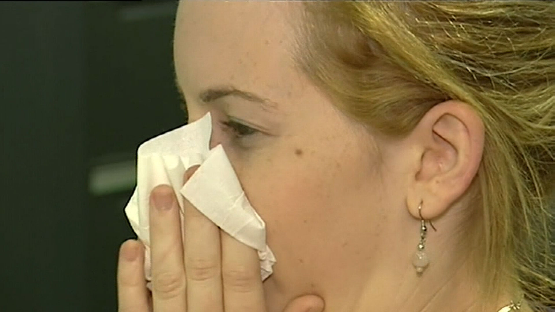 Blood banks have been hit hard by a record cold and flu season. (9NEWS)