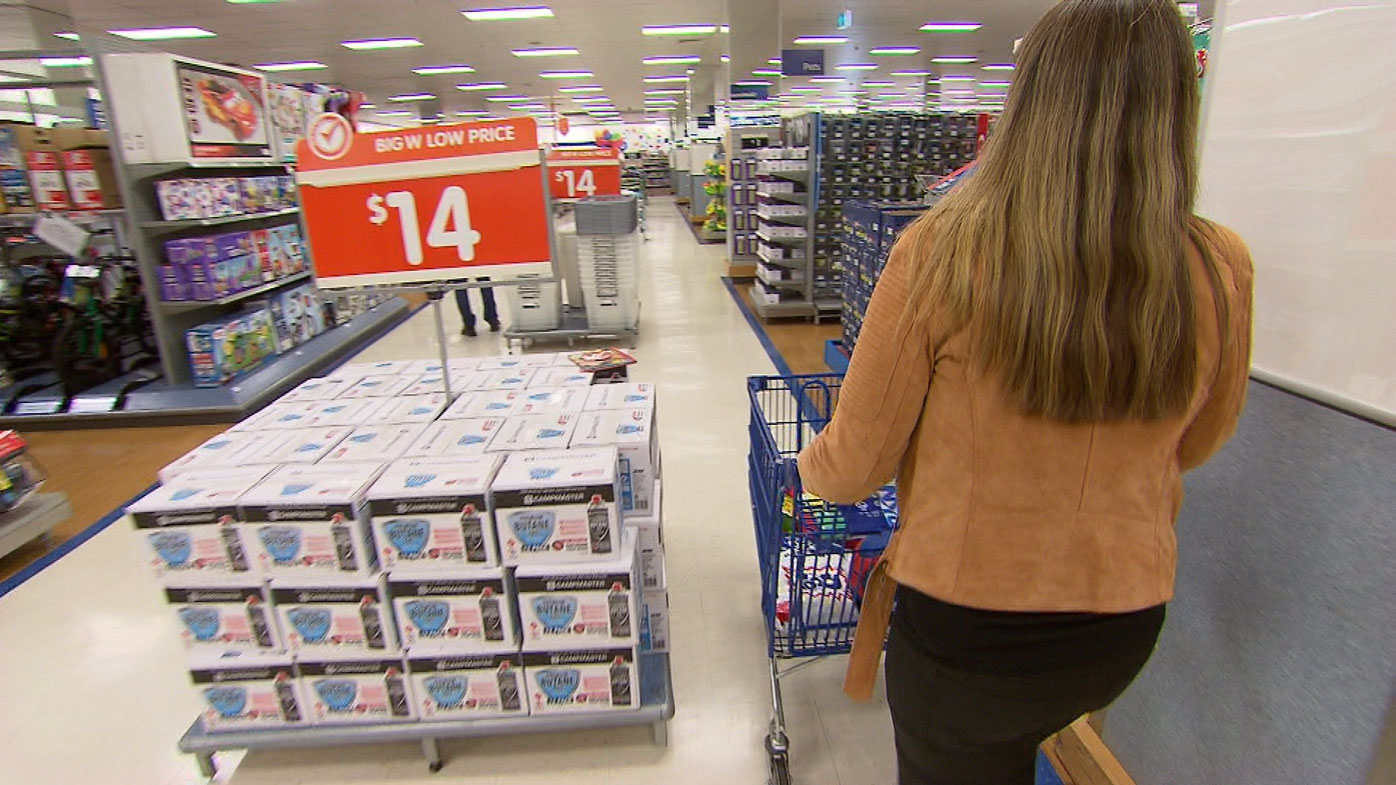 Big W is looking to lure back Aussie mums.