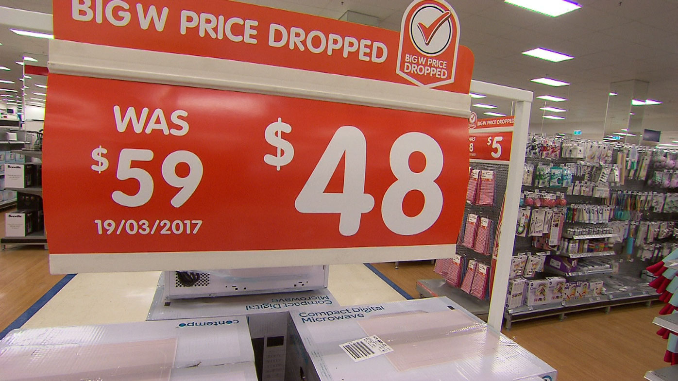 Price cuts are rolling out across all stores.