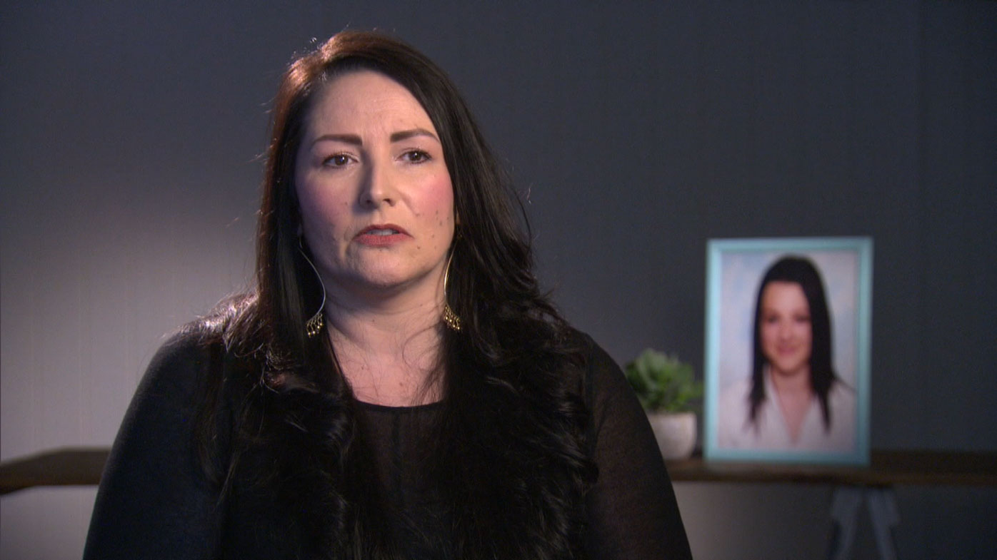 Sonya Ryan is an advocate for harm prevention online.
