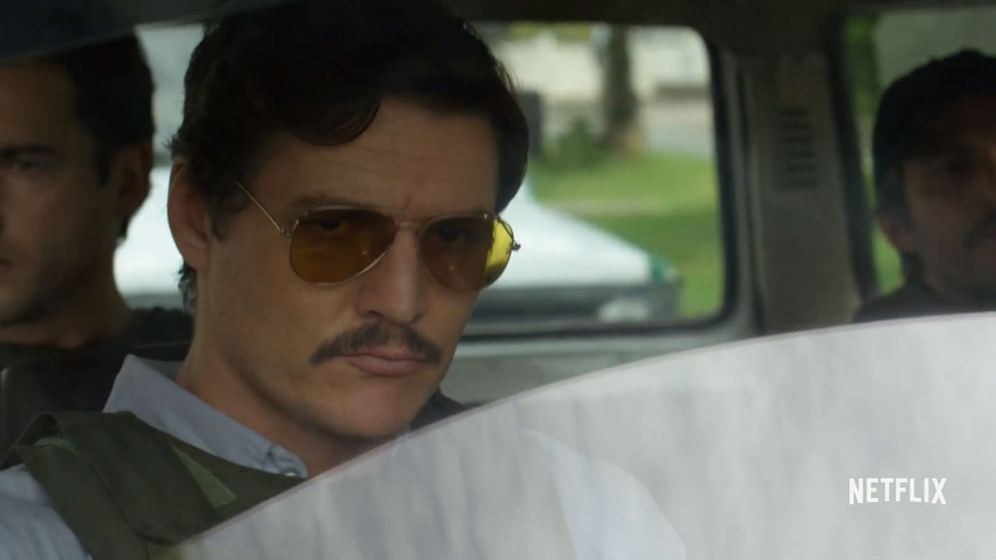 The third season of Narcos is out now.
