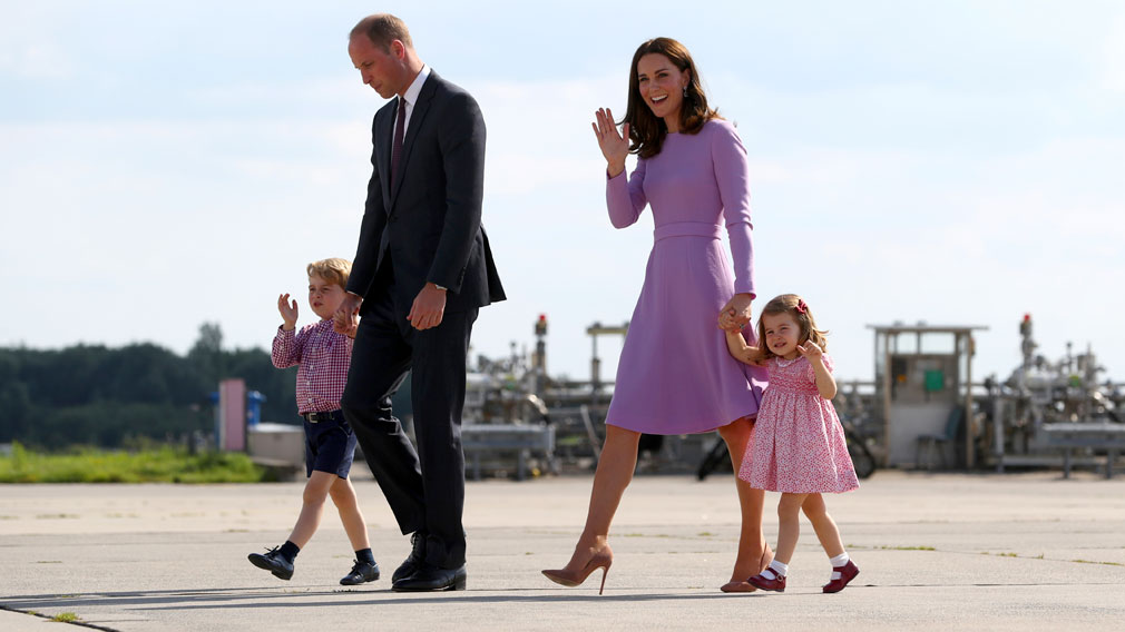 Prince William talks excitement and anxiety about Duchess Kate's pregnancy