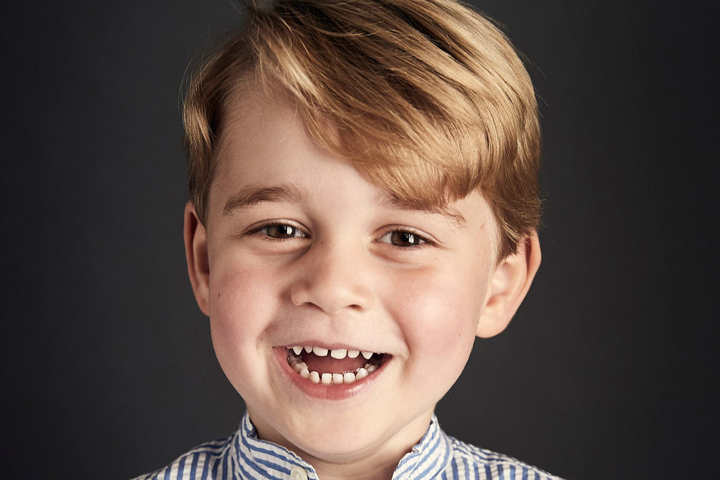 Prince George is starting primary school on Thursday. (AAP)