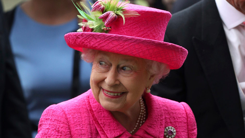 The Queen is 91-year-old. (AAP)