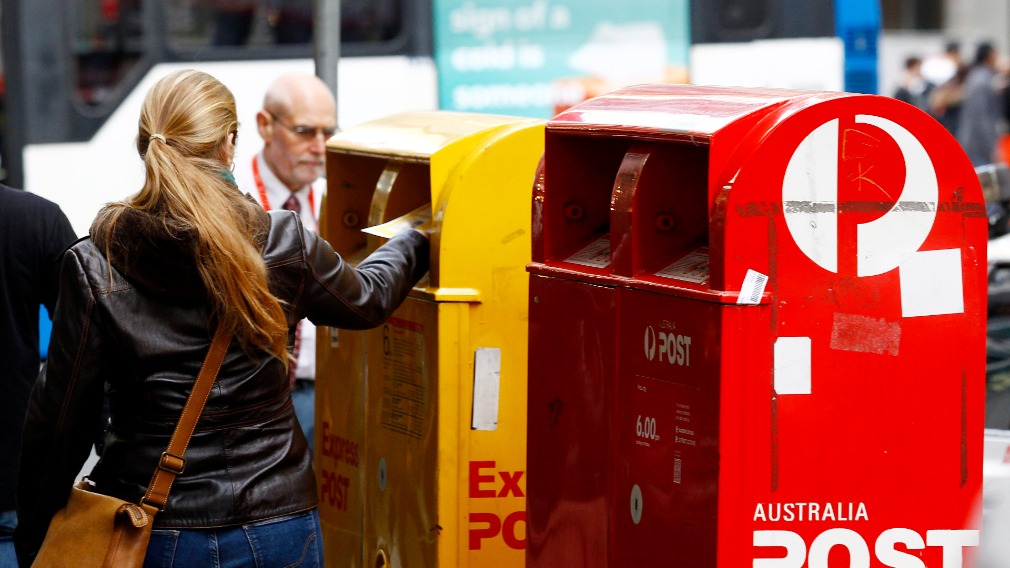Australia Post said the price rise was due to increasing delivery costs.