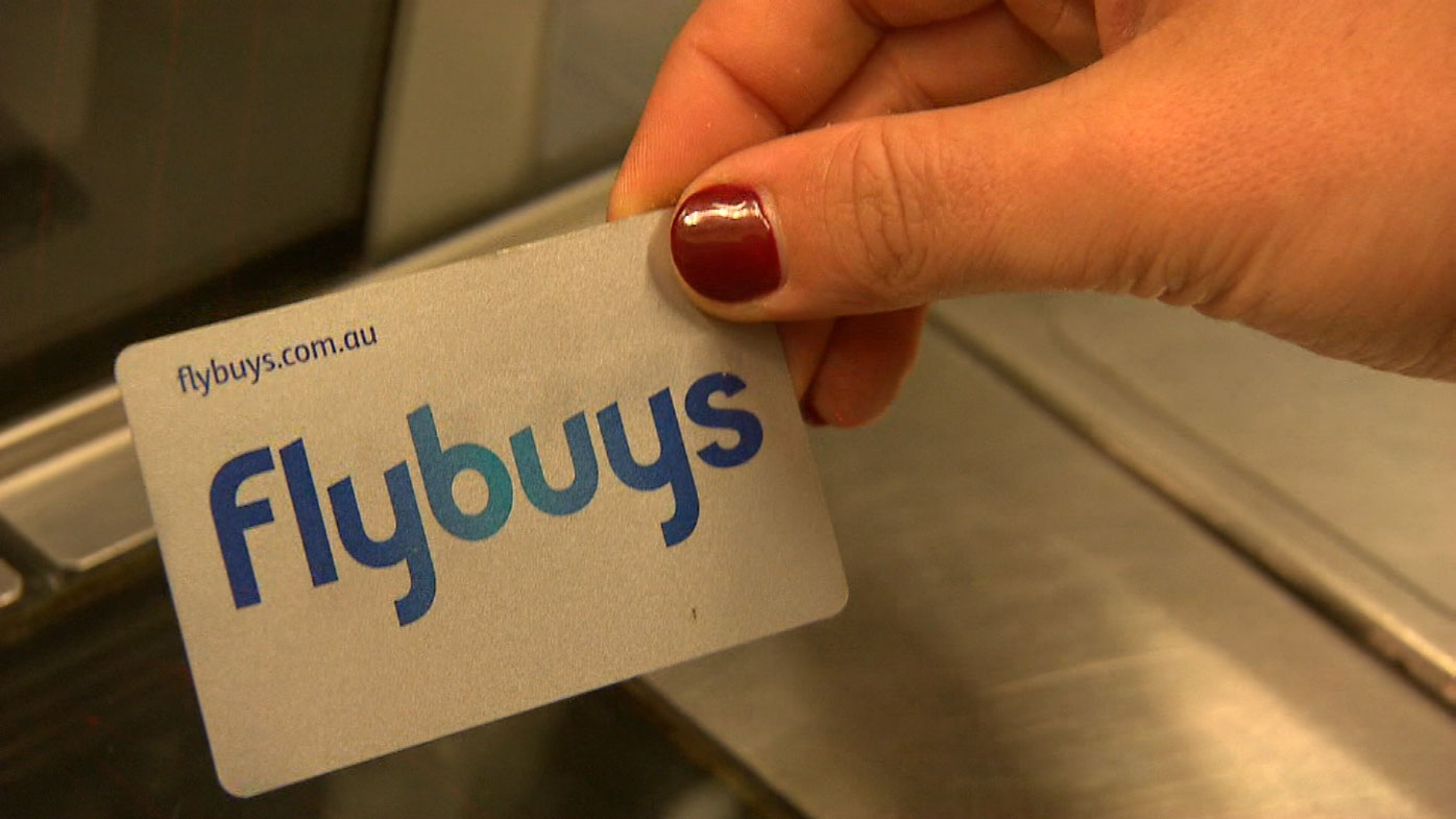 Flybuys members are eligible.