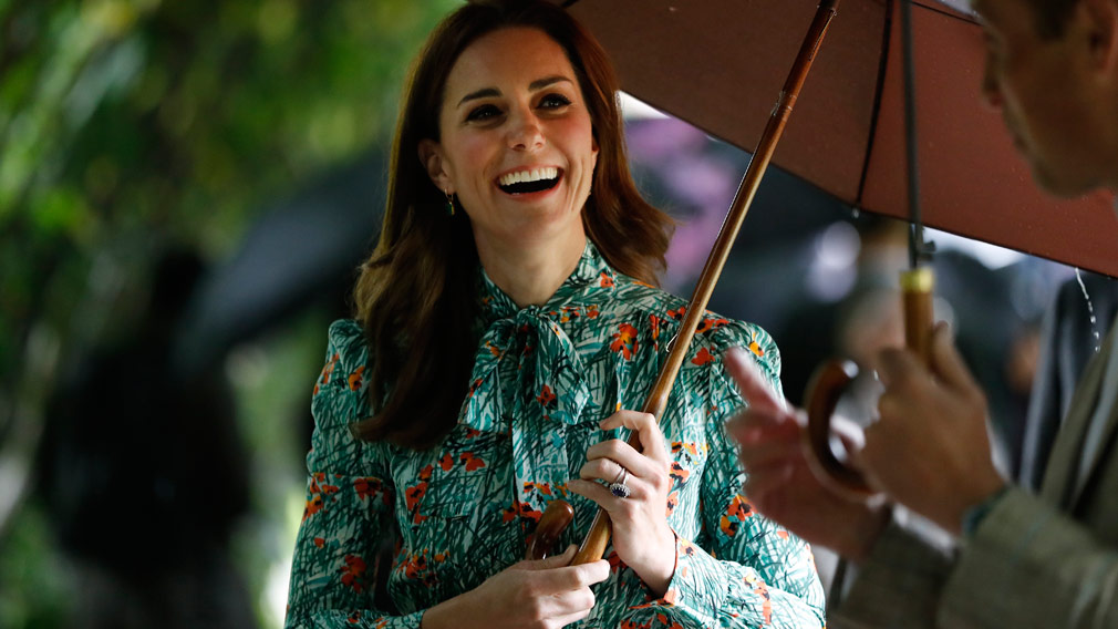 A French court has ruled that a French magazine will pay $149,000 in damages to the Duchess of Cambridge. (AAP)