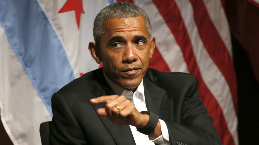 Obama earlier this year said President Donald Trump's decision to roll back 'dreamers' program is 'cruel' and 'self-defeating.' (AAP)
