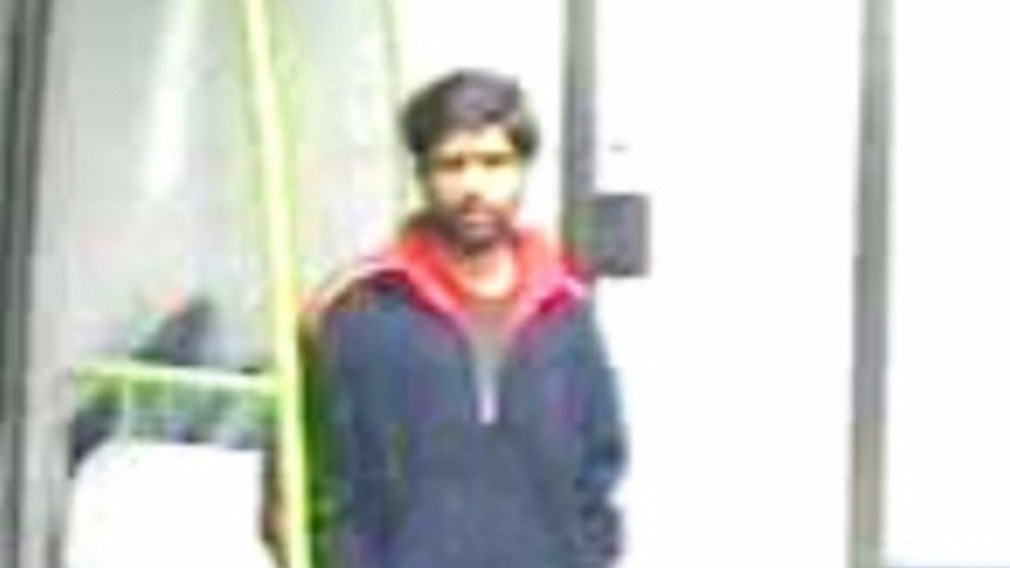 Police are seeking to identify this man, who was fatally struck by a train in 2008. (Victoria Police)
