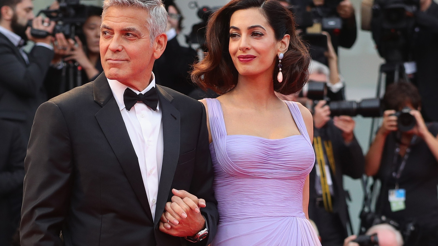 George and Amal Clooney sit down for their most revealing interview yet