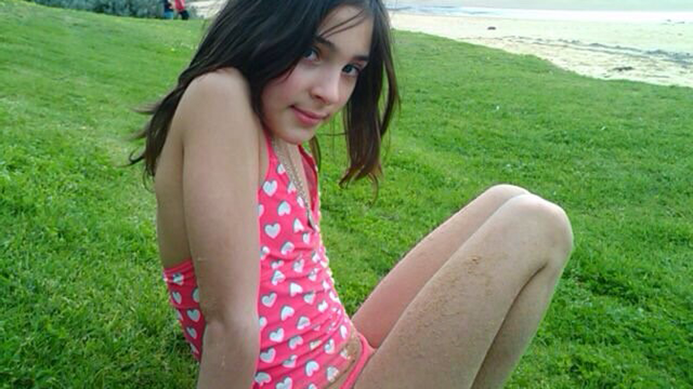 Cassidy was 13 years old when she was gang-raped at a house in Springvale.