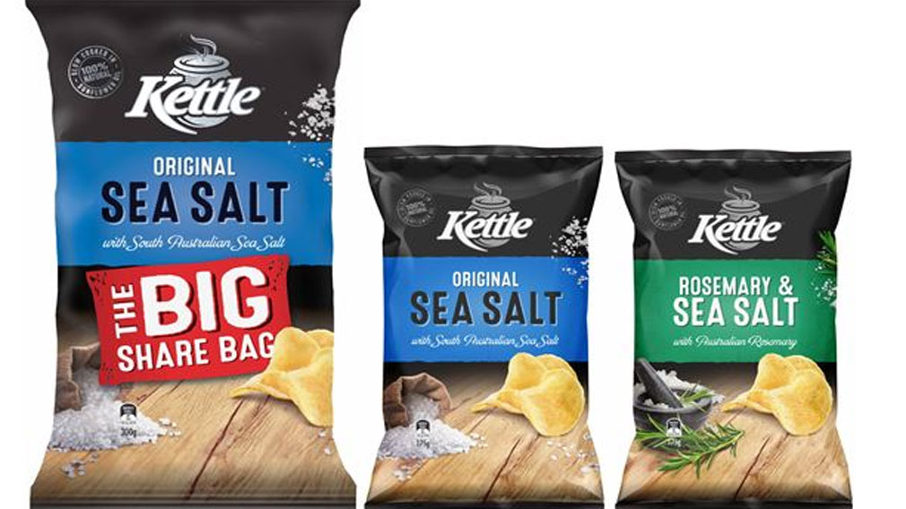 Kettle chips recalled over fears of 'rubber pieces'