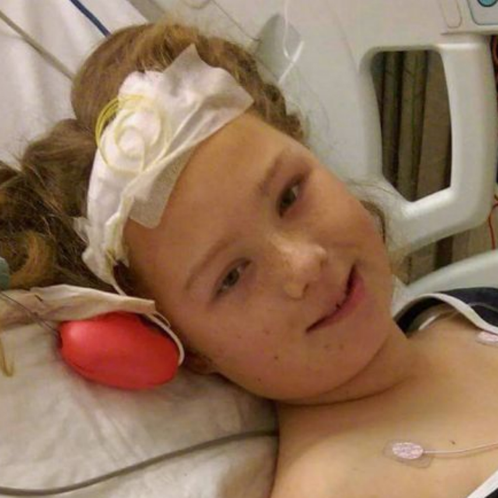 Doctors have told Phoenix Newitt she will likely spent months recovering in hospital. (Supplied)