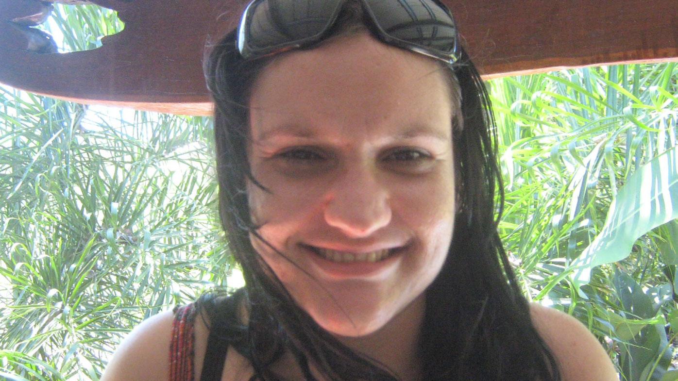 Amanda Taylor died in 2014.