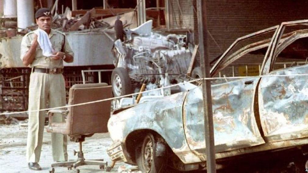 Two men sentenced to death over 1993 Mumbai blasts