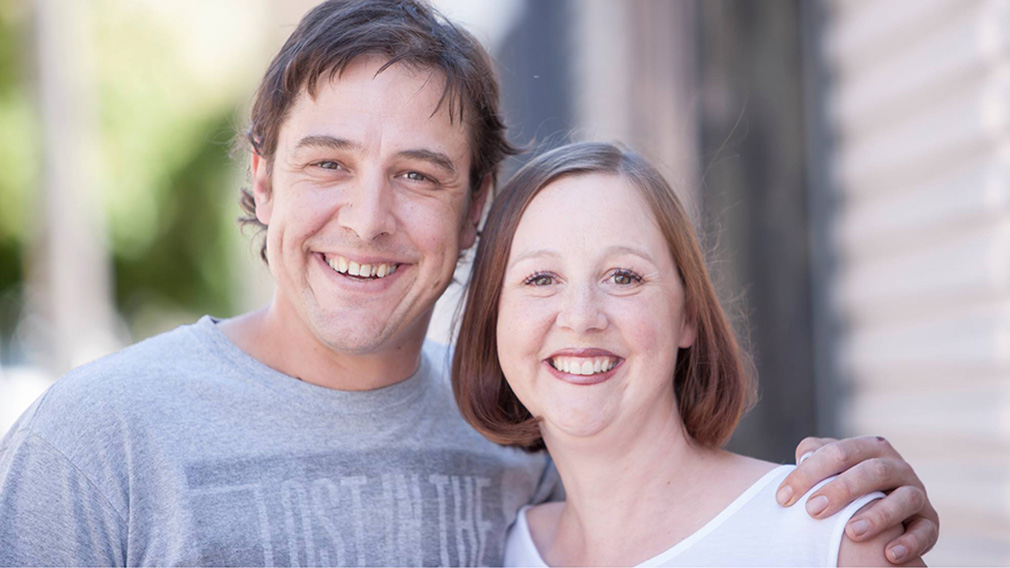 Connie Johnson and brother Sam raised millions for cancer research.