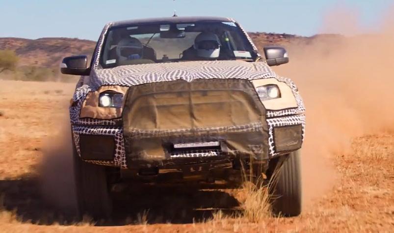 2018 ford ranger raptor.  2018 Image Ford Australia On 2018 Ford Ranger Raptor