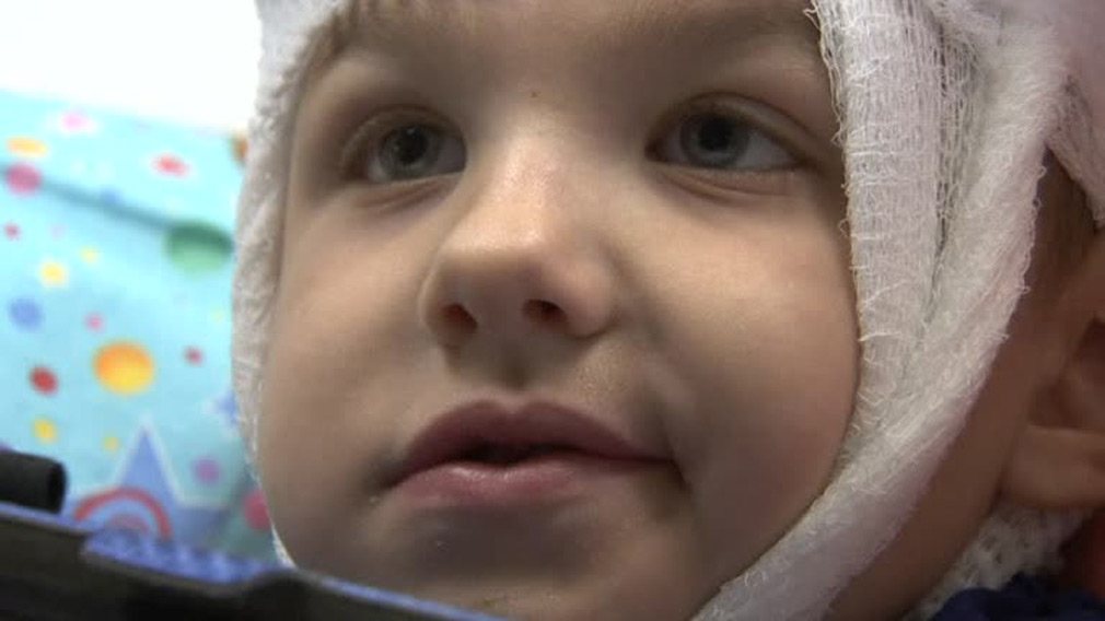 Four-year-old California boy Ely Bowman suffers from a fatal disorder called Batten disease - the same condition that killed his brother. (Reuters)