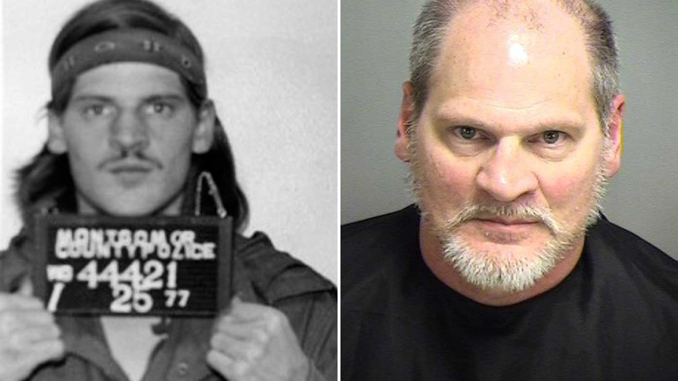 Lloyd Lee Welch Jr in 1977, and more recently.