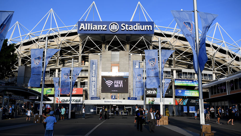 Phil Gould wants a total rebuild of Allianz Stadium. (AAP)