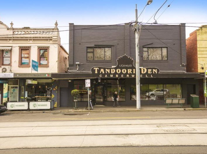 <strong>Iconic Indian restaurant sells for $750,000 over reserve</strong>