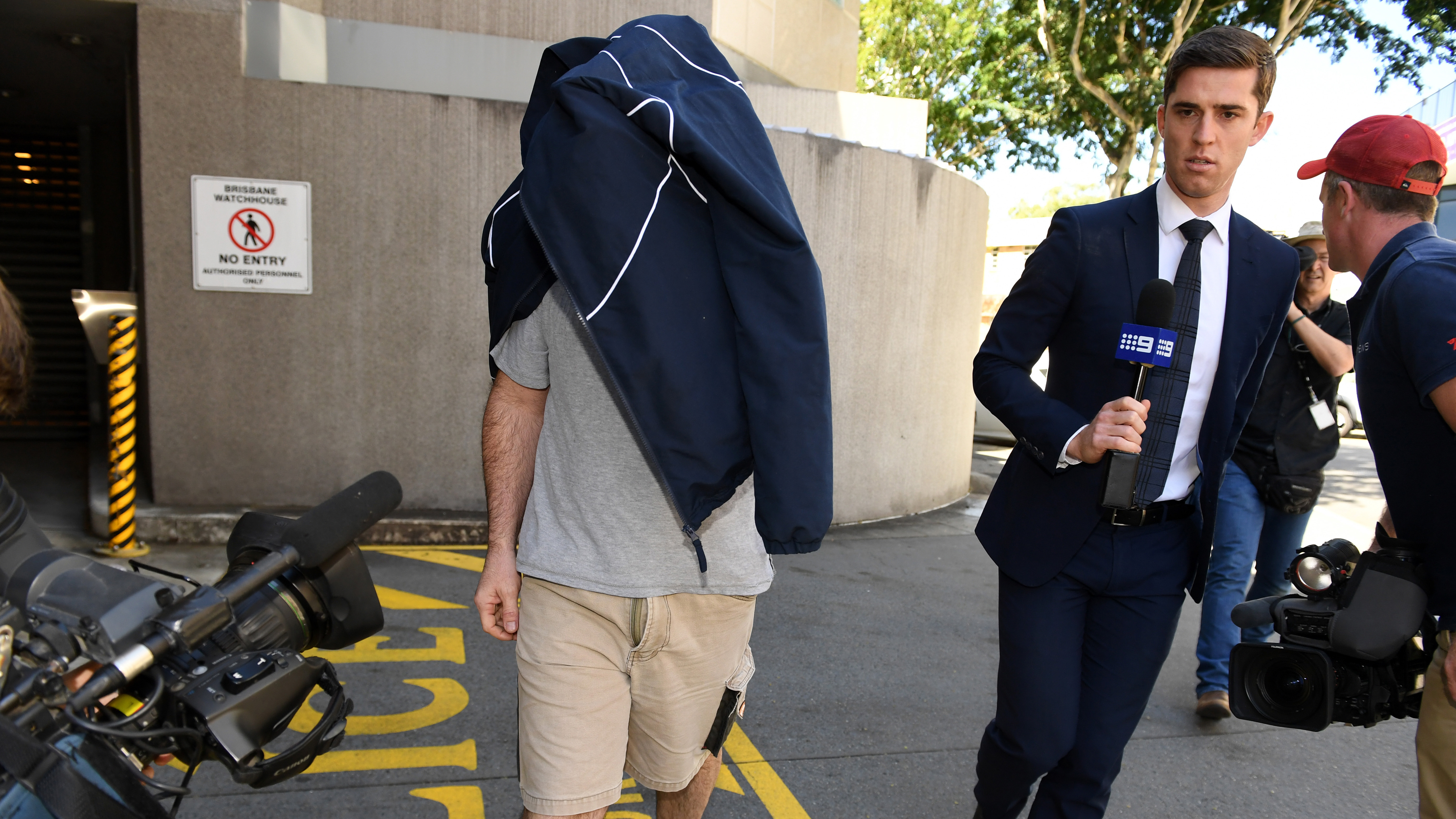 An AFP officer has been granted bail in Queensland after being charged with a child pornography offence. (AAP)