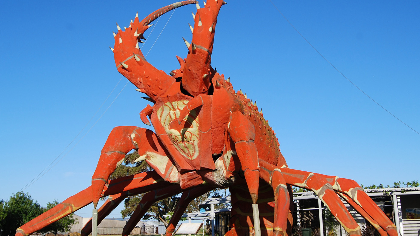 Kingston's 'big lobster' fails to snag a bid at auction