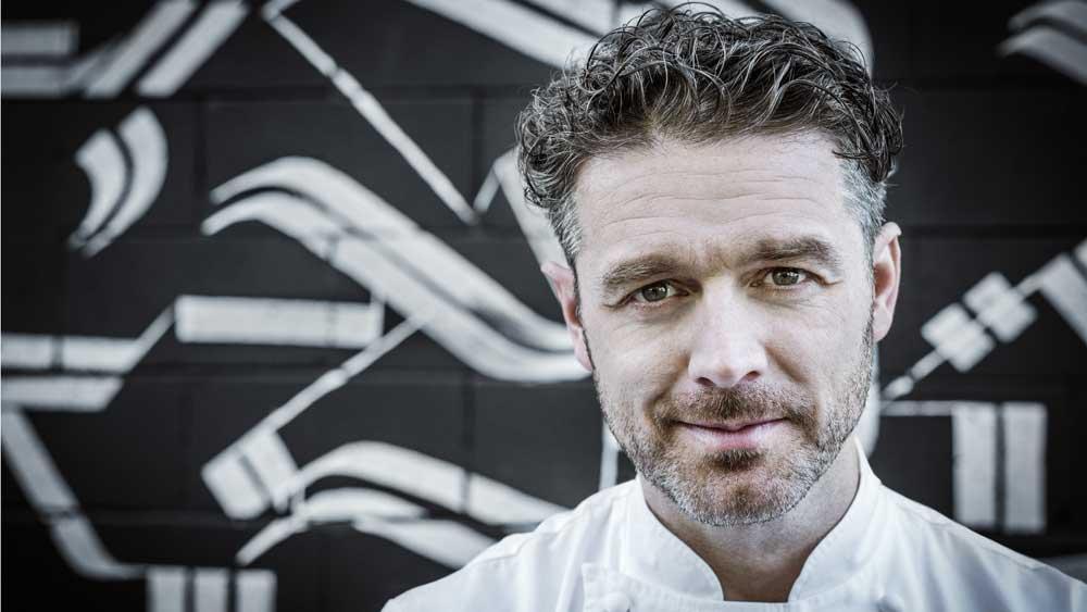 Chef Jock Zonfrillo of Orana and Bistro Blackwood; Image Jacqui Way