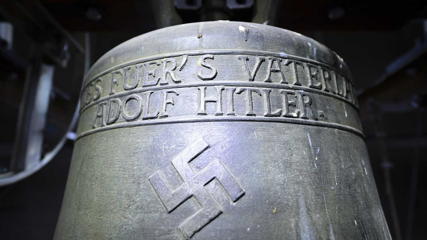German church to silence Hitler's bell