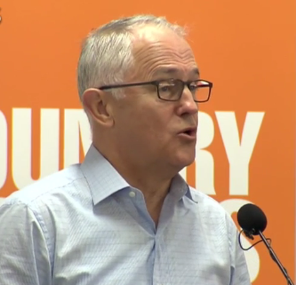 Turnbull calls for government to scrap moratorium on hydraulic fracturing