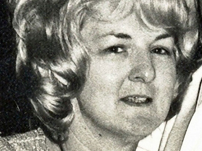 Perth brothel madam Shirley Finn was killed in 1975. (Photo: AAP).