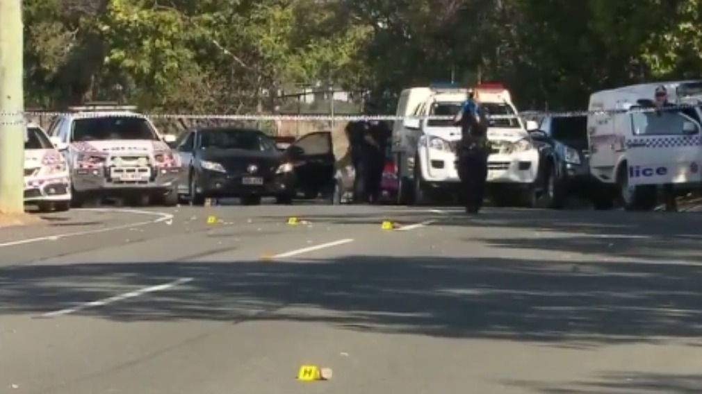Police shoot 72-year-old man who was armed with knives