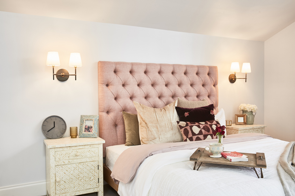 Shop The Look Josh And Elyse S Master Suite 9homes