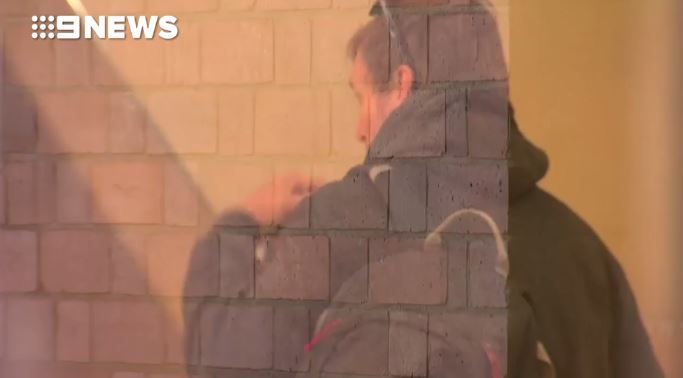 Moorhouse has been sentenced to 20 months jail. (9NEWS)