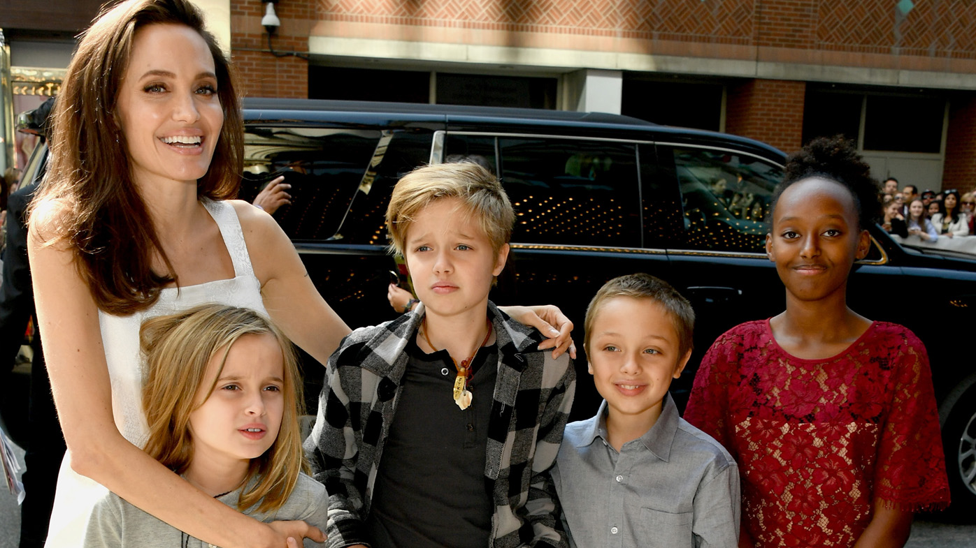 Angelina Jolie hails son Maddox's movie debut