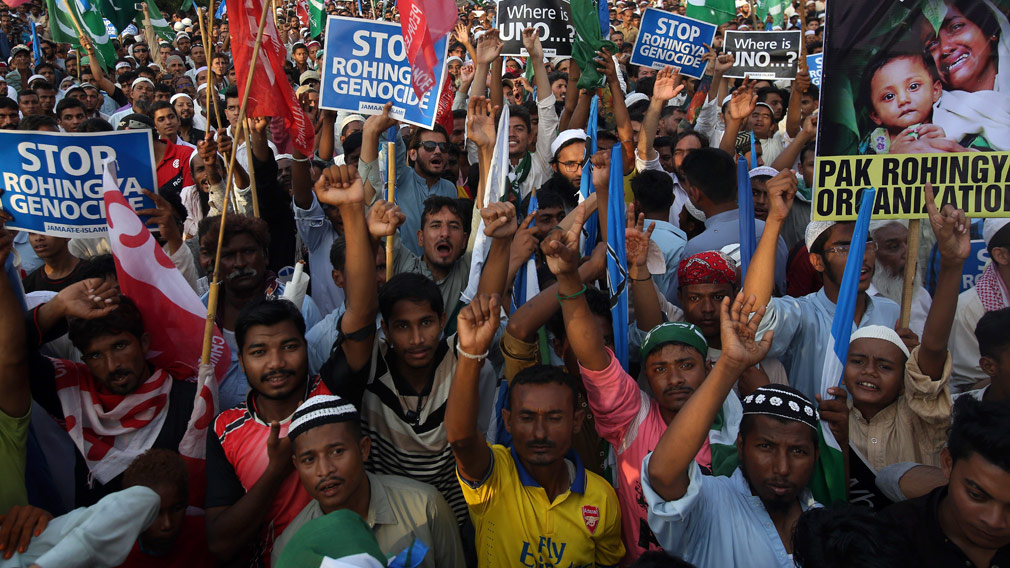 Myanmar: UN: 310000 Rohingya Muslims flee, textbook example of ethnic cleansing