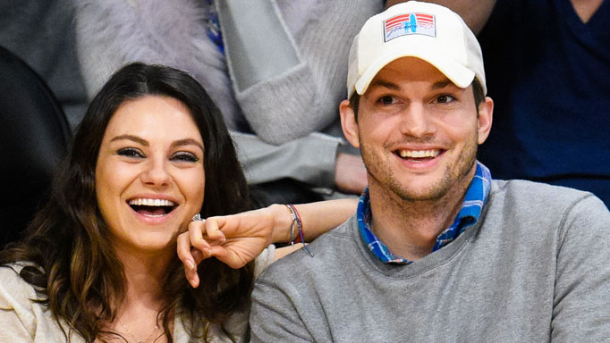 Ashton Kutcher Sparks 'That '70s Show' Debate With Son's Outfit