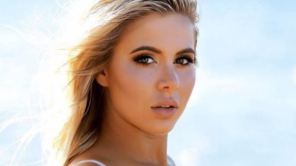 Ms Keller worked as a model in Sydney. (via Instagram)