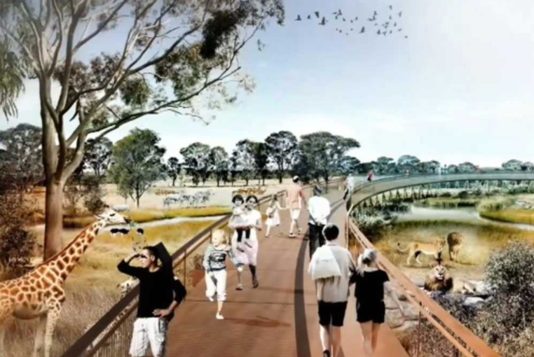 The Sydney backyard about to become a new zoo
